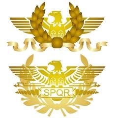 Symbols of Roman legions