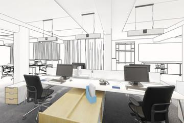 Büroeinrichtung (Projekt)