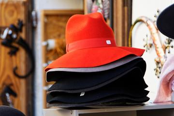 Vente chapeaux