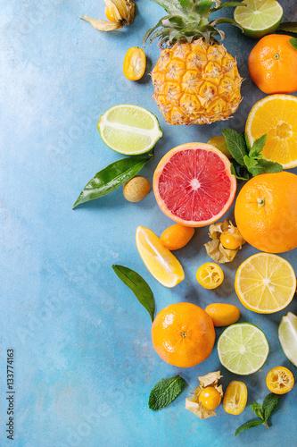 top healthy fruits kumquat fruit