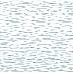 Wavy vector background. Abstract fashion pattern.