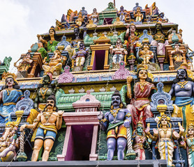 Vinayagar Tempel in Negombo