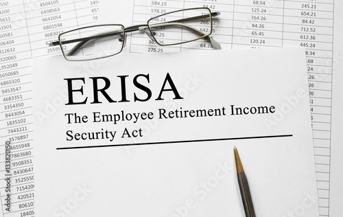 erisa paper Erisa pros focuses on helping employers get into compliance with erisa laws for welfare wrap-tight sm is the 'gold standard' of erisa compliance for welfare.