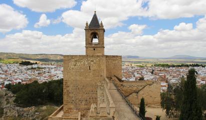 Alcazaba de Antequera, Málaga, España