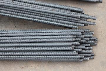 Rebar is used in industrial applications