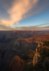 South Rim, Grand Canyon National Park USA