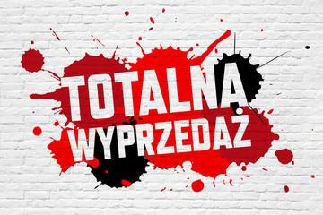 Resultado de imagen de TOTALNA WYPRZEDAŻ