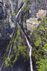 Waterfall near Eidfjord - Norway