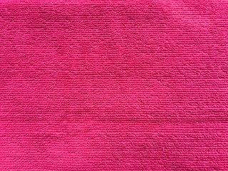 pink towel textile texture background and texture for disign