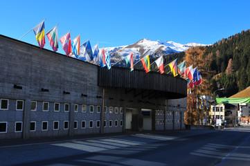 WEF: Davos Kongresszentrum