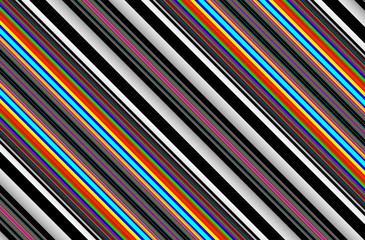 Abstract background with color diagonal stripes