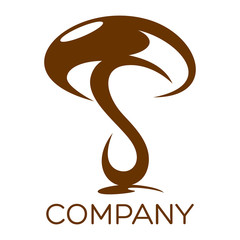 Mushroom logo