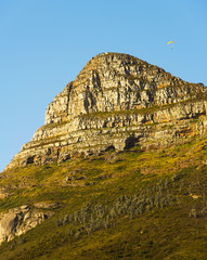 Lion's Head Peak In Cape Town, South Africa