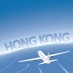Hong Kong Flight Destination