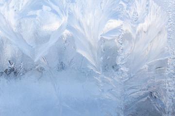 Frosty pattern dof