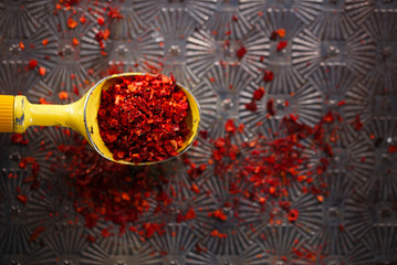 red hot chillies pepper