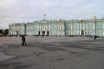 Hermitage,  museum of art and culture in Saint Petersburg, Russia