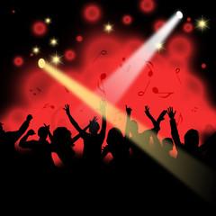 コンサート 観客 ライブ