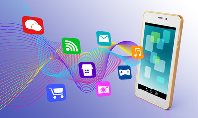 スマートフォン アプリケーション