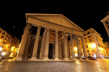 Roma il Pantheon