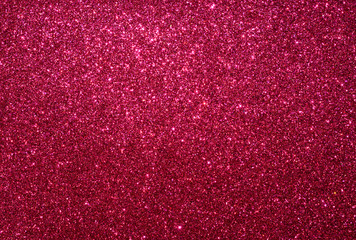 Red glitter paper background