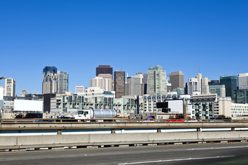 skyline of San Francisco, California, United States.