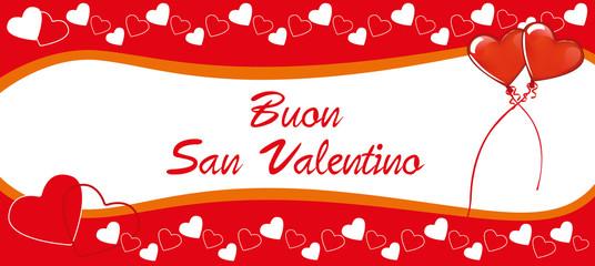 banner auguri San Valentino