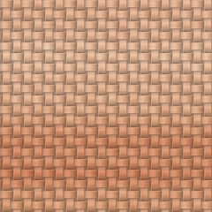 Peach beige graphic close-up knit texture surface