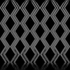 zigzag lines background
