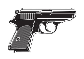Gun - illustration