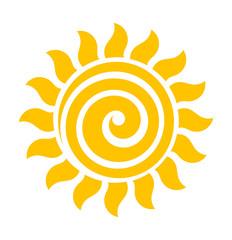 Swiel sun icon