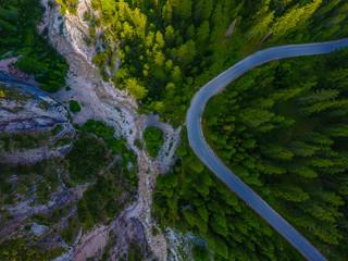 Bergweg
