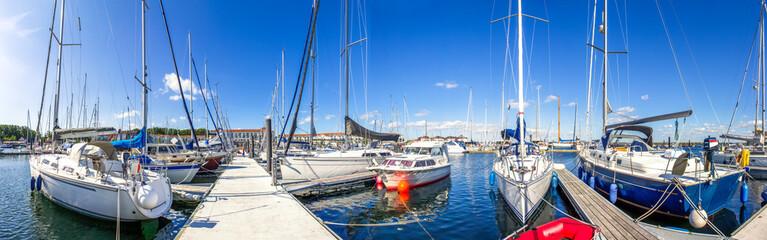 Yacht- und Fischereihafen Boltenhagen