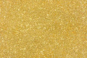 gold glitter texture abstract background