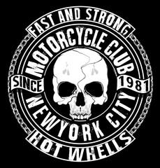 Skull T shirt Graphic Design