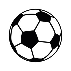 football ball object icon vector illustration eps 10