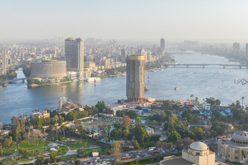 Cairo skyline - Egypt