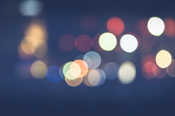 background blurred bokeh. Lights Ceremonies