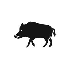 hog icon illustration