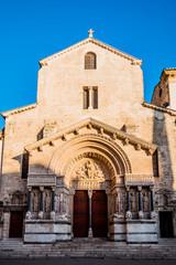 Église Sainte-Trophine à Arles