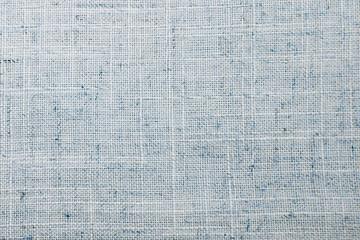 Detailed Closeup vintage old textured fabric burlap, rustic back