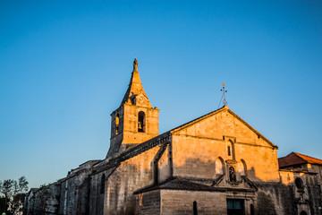 Église Notre-Dame-de-la-Major à Arles