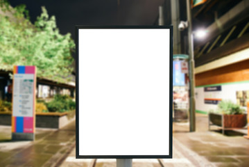 7 Results For Billboard,mockup,poster,outdoor ,street,blank,ad,mock,up,city,light,signboard,lightbox,advertising,vertical,box, Shop,store,design,empty,white ...