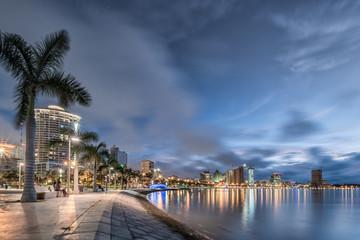 Luanda's waterfront  Fototapete