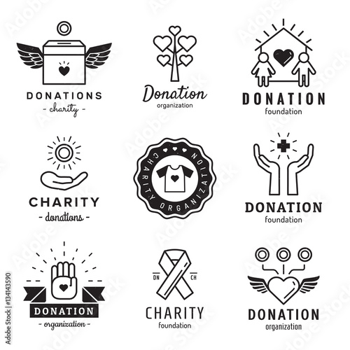 how to set up online charity donations