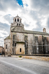 L'Eglise Notre-Dame-du-Lac à Thor
