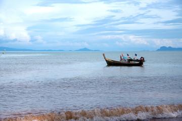 Ao Nang bay at Krabi island - Thailand