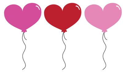 Heart Balloons