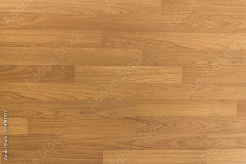 Wood Laminate Parquet Floor Texture Horizontal Style Stock Photo