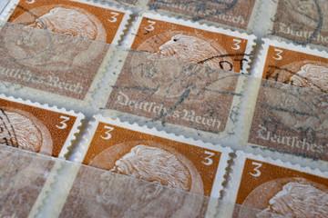 Hindenburgbriefmarke